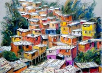 Contemporary Latin American Artist 105