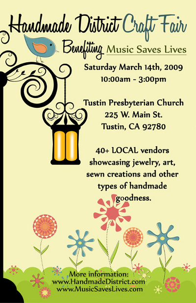 16 Craft Show Flyers