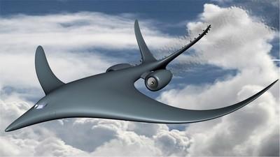 5 Coolest Futuristic Plane Designs