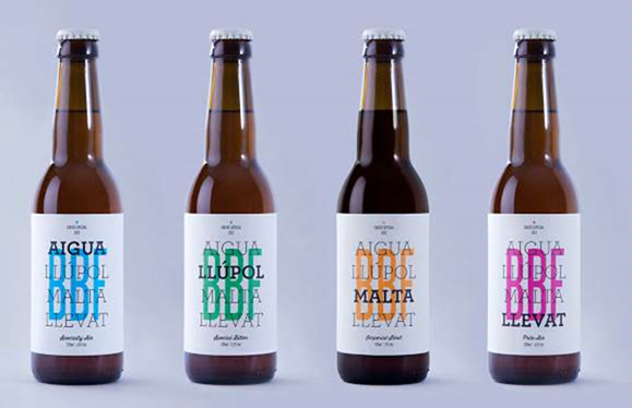 30 new product label and packaging designs for your inspiration - Alternative uses for beer ten ingenious ideas ...