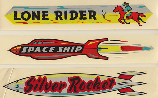 10 Cool Bike Sticker Designs