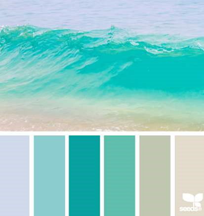 30 Summer Color Palettes For Graphic Design