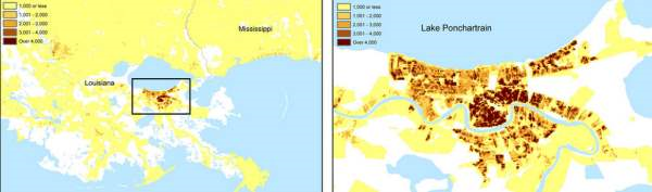 Houston - U.S. Population Grids (Summary File 1), 2000 Houston Metropolitan Sta_2014-05-08_10-33-01