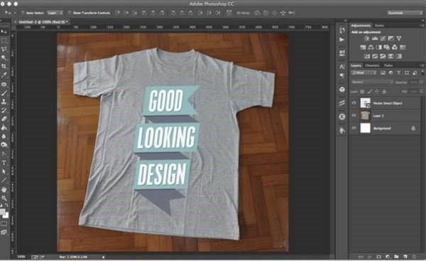 Photoshop T-shirt Mock Up Tutorial Good Looking Design - Google Chrome_2014-07-30_15-26-49