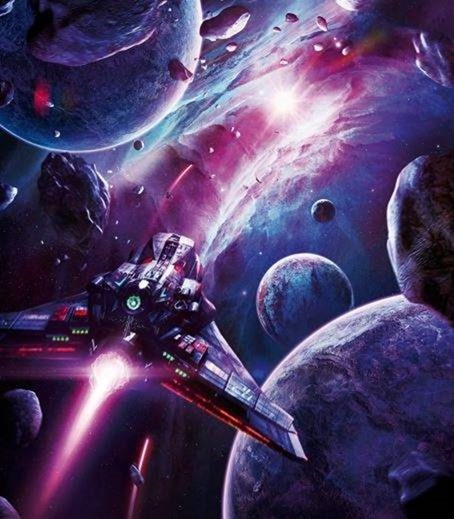25 new photoshop tutorials for february for Space art tutorial